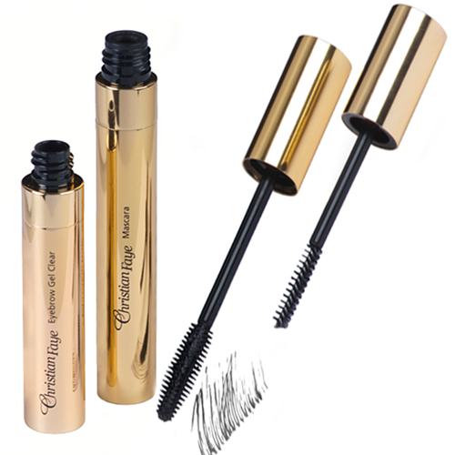 CF133 Superb Duo ( mascara+eyebrow gel clear )