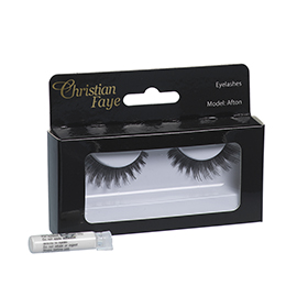 CF104 Eyelashes Afton w glue